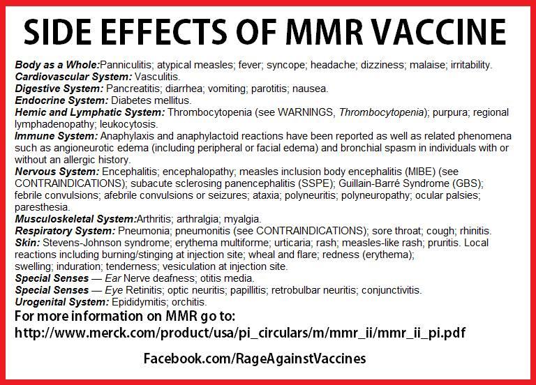 vaccine insert