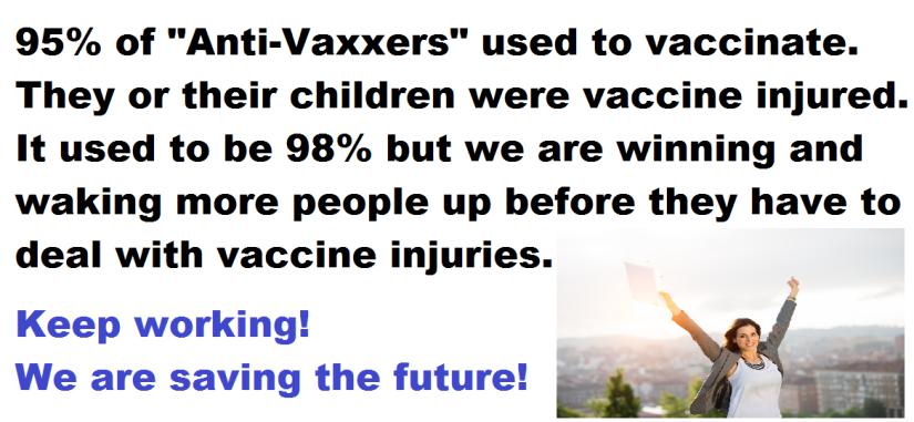 vax 95%