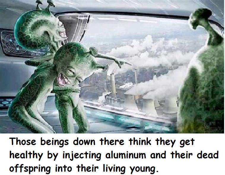 Vax Aliens