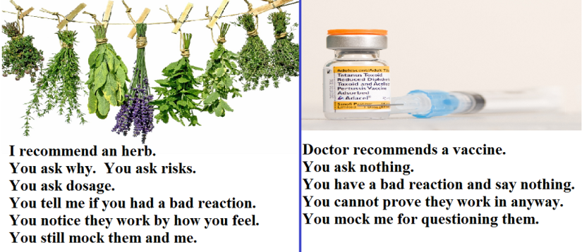 vax and herbs