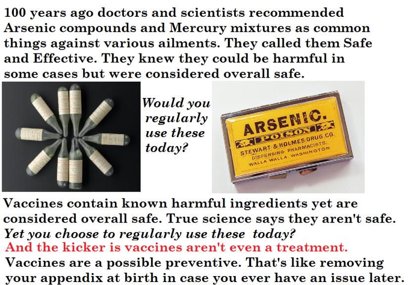 vax arsenic