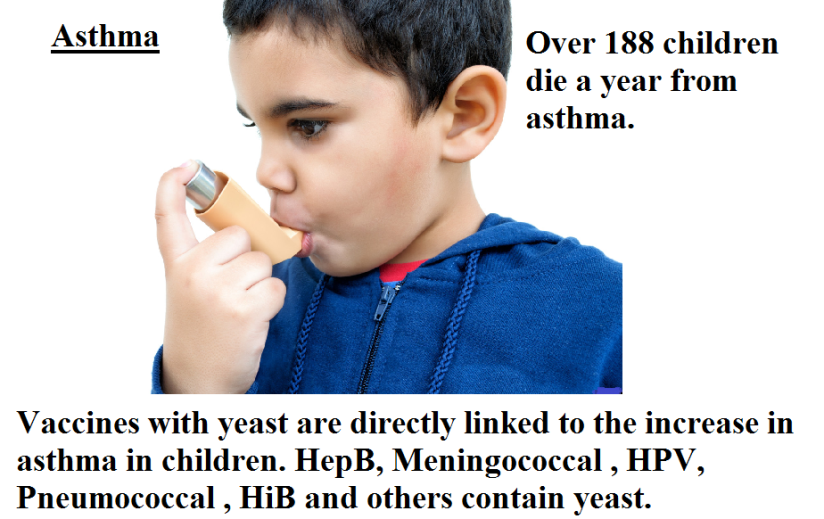 vax asthma