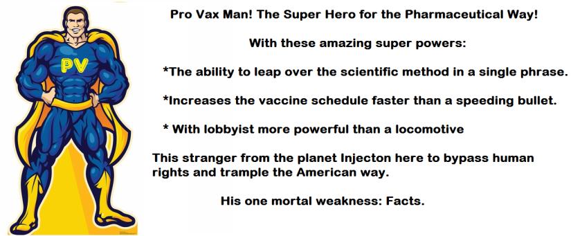Vax Provax man